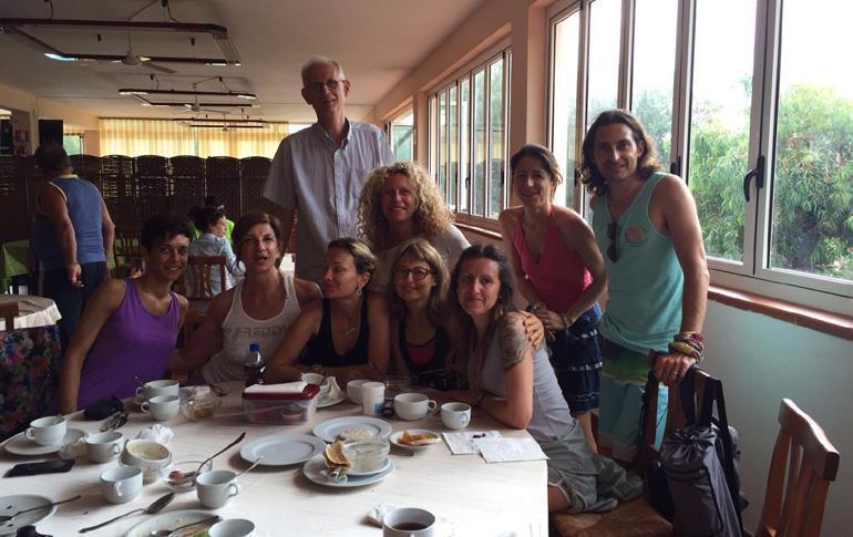 La gioia: la vacanza Sana Gola 2016
