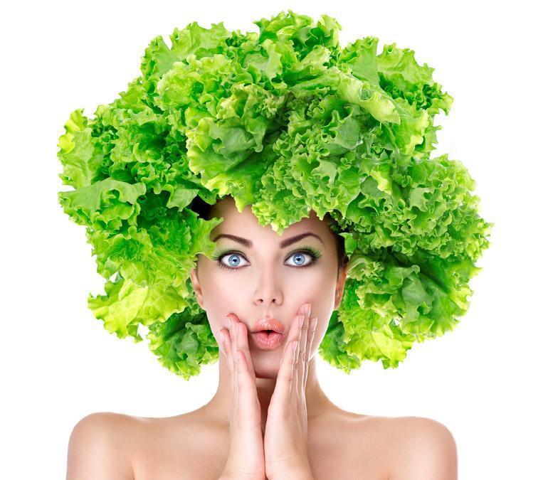 Mangi le insalatone?
