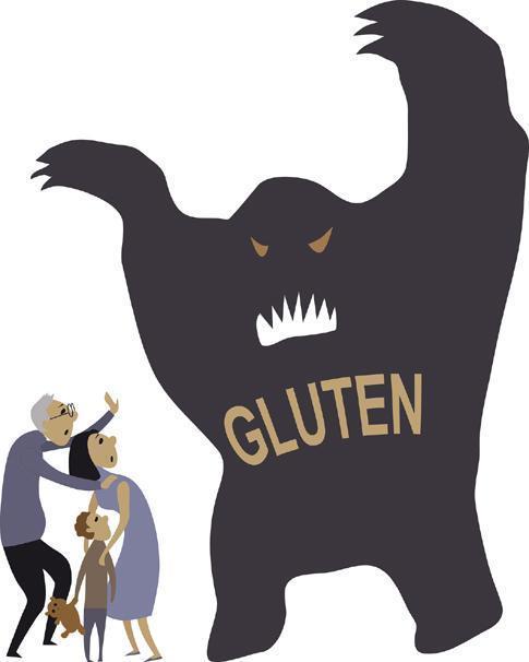 Intolleranza al glutine a go go