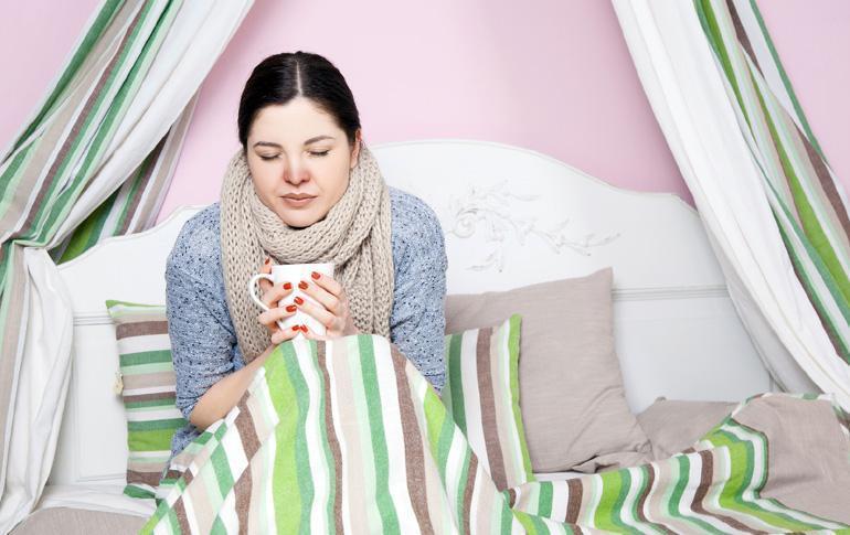 L'alimentazione ntaurale: per influenza e malanni