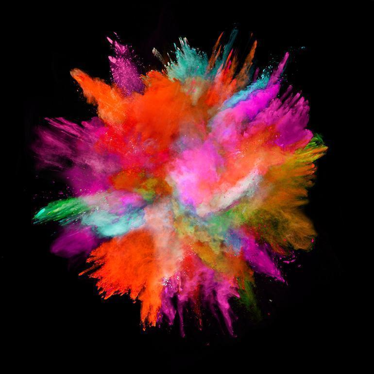 Il potere del colore: giovedì 23 febbraio