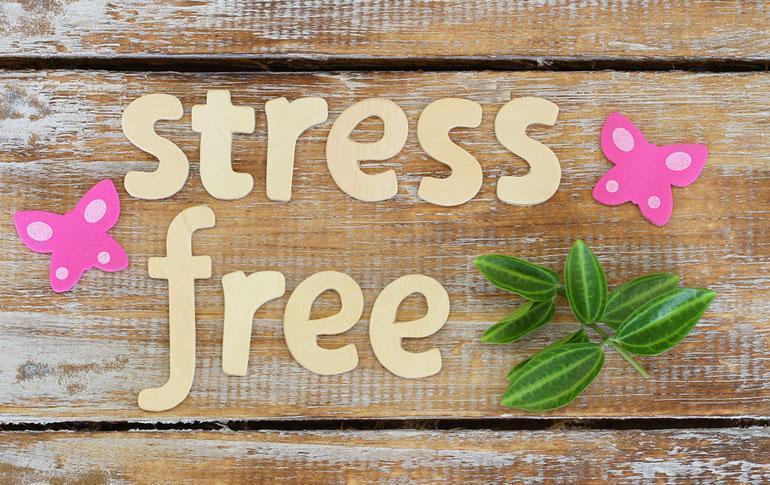 Abbassa il tuo stress