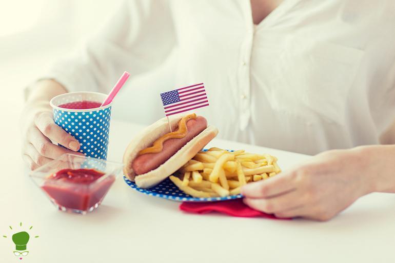 Alimentazione curativa: non come americana