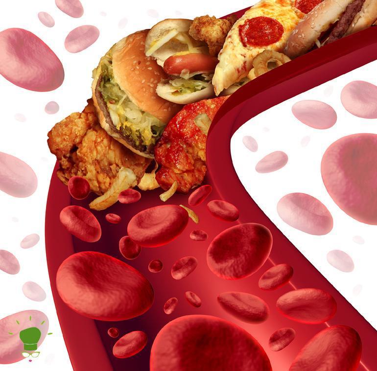 No grassi nel sangue: alimentazione curativa