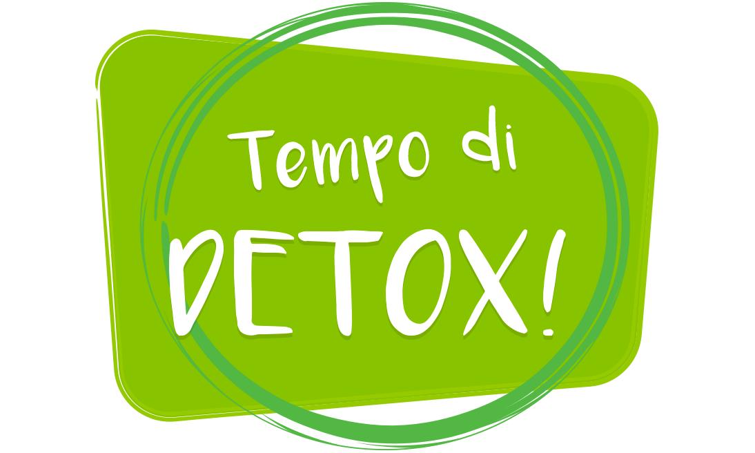 Detox Now, Now, Now!